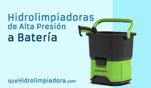 """Las Mejores Hidrolimpiadoras a Batería"""" class="""