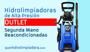 """OUTLET de Hidrolimpiadoras (Segunda Mano y Reacondicionadas)"""" class="""